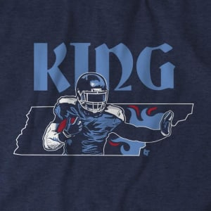 King Of Tennessee by BreakingT