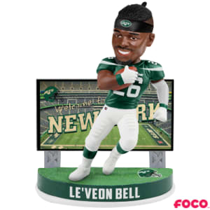 Billboard Series Lev Bell Jets Bobblehead