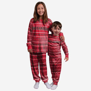 Tampa Bay Buccaneers Youth Family Holiday Pajamas - 14/16 (L)