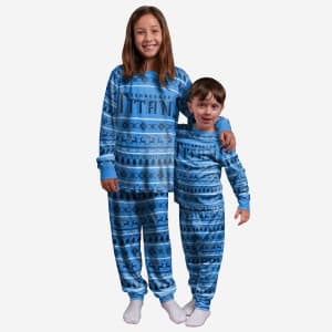 Tennessee Titans Youth Family Holiday Pajamas