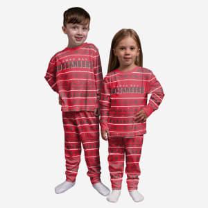 Tampa Bay Buccaneers Toddler Family Holiday Pajamas - 4T