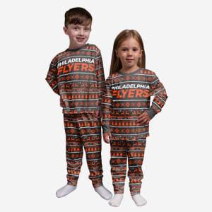 Philadelphia Flyers Toddler Family Holiday Pajamas - 3T