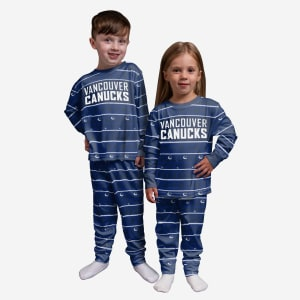 Vancouver Canucks Toddler Family Holiday Pajamas - 2T