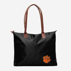 Clemson Tigers Bold Color Tote Bag