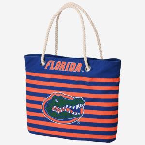 Florida Gators Nautical Stripe Tote Bag