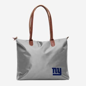 New York Giants Bold Color Tote Bag