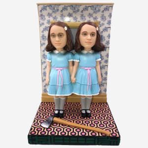 The Twins The Shining Bobblehead