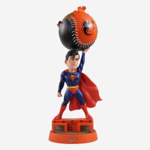 Baltimore Orioles DC Superman Bobblehead