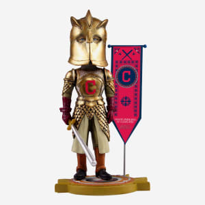 Cleveland Indians Game Of Thrones Kingsguard Bobblehead
