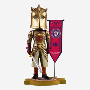 Washington Nationals Game Of Thrones Kingsguard Bobblehead