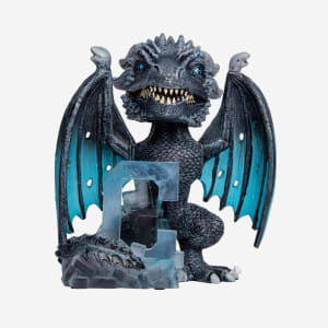 Cleveland Indians Game Of Thrones Ice Dragon Bobblehead