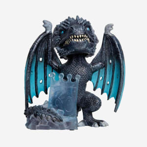 Kansas City Royals Game Of Thrones Ice Dragon Bobblehead