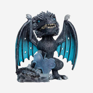 Oakland Athletics Game Of Thrones Ice Dragon Bobblehead