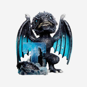 Texas Rangers Game Of Thrones Ice Dragon Bobblehead