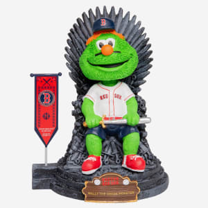 Boston Red Sox Wally The Green Monster Game Of Thrones Mascot Bobblehead
