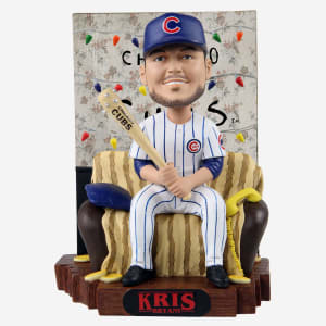 Kris Bryant Chicago Cubs Stranger Things Alphabet Wall Bobblehead