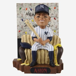 Aaron Judge New York Yankees Stranger Things Alphabet Wall Bobblehead