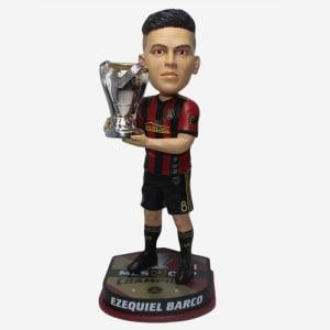 Ezequiel Barco Atlanta United FC Championship Bobblehead