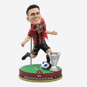 Franco Escobar Atlanta United FC 2018 Special Edition Champions Bobblehead
