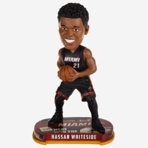 Hassan Whiteside Miami Heat Headline Bobblehead