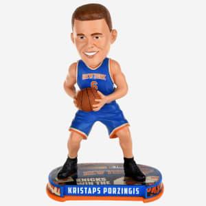 Kristaps Porzingis New York Knicks Headline Bobblehead