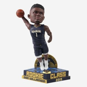 Zion Williamson New Orleans Pelicans 2019 Rookie Class Bobblehead