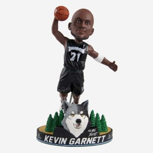 Kevin Garnett Minnesota Timberwolves Big Ticket Bobblehead