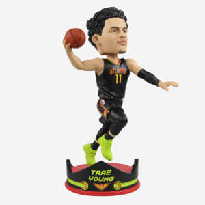 Trae Young Atlanta Hawks Rookie Thematic Base Bobblehead