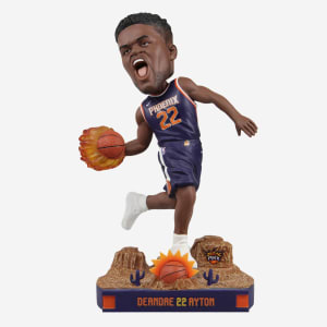 Deandre Ayton Phoenix Suns Rookie Thematic Base Bobblehead