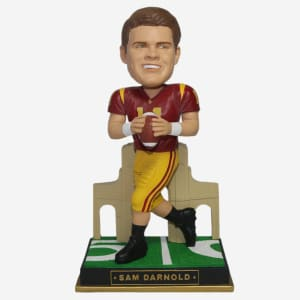 Sam Darnold USC Trojans Gates Series Bobblehead