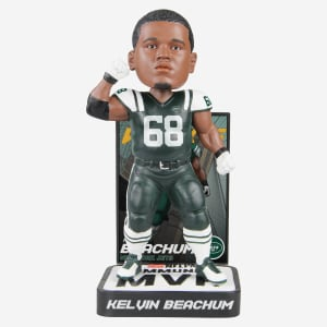 Kelvin Beachum New York Jets 2018 Community MVP Award Bobblehead