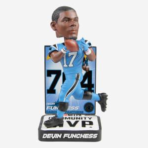 Devin Funchess 2018 Community MVP Award Bobblehead