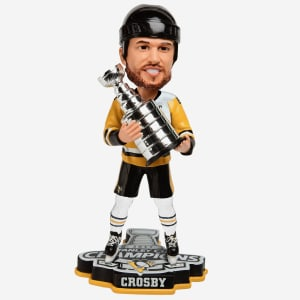 Sidney Crosby Pittsburgh Penguins 2017 Stanley Cup Champions Bobblehead