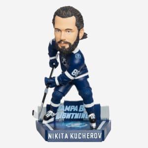 Nikita Kucherov Tampa Bay Lightning Thematic Bobblehead