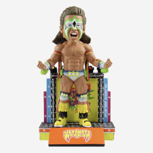 Ultimate Warrior WWE Bobblehead