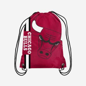 Chicago Bulls Big Logo Drawstring Backpack
