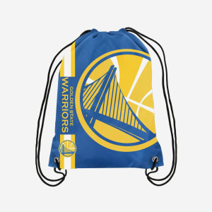 Golden State Warriors Big Logo Drawstring Backpack