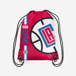 Los Angeles Clippers Big Logo Drawstring Backpack