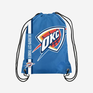 Oklahoma City Thunder Big Logo Drawstring Backpack