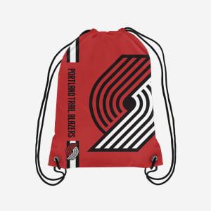 Portland Trail Blazers Big Logo Drawstring Backpack