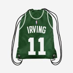 Kyrie Irving Boston Celtics Player Drawstring Backpack