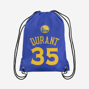 Kevin Durant Golden State Warriors Player Drawstring Backpack