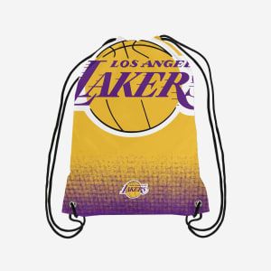 Los Angeles Lakers Gradient Drawstring Backpack