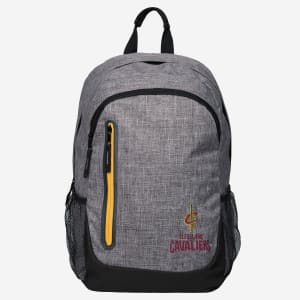 Cleveland Cavaliers Heather Grey Bold Color Backpack