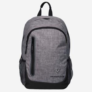 San Antonio Spurs Heather Grey Bold Color Backpack