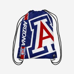 Arizona Wildcats Big Logo Drawstring Backpack