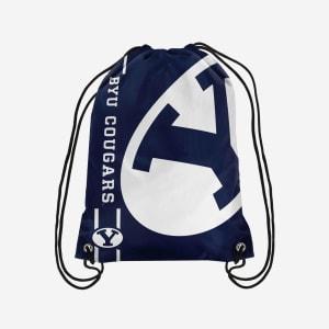 BYU Cougars Big Logo Drawstring Backpack