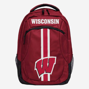 Wisconsin Badgers Action Backpack