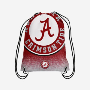 Alabama Crimson Tide Gradient Drawstring Backpack
