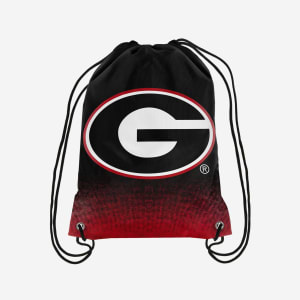 Georgia Bulldogs Gradient Drawstring Backpack